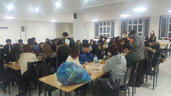 2016년 신입생 오리엔테이션 (학생회관)