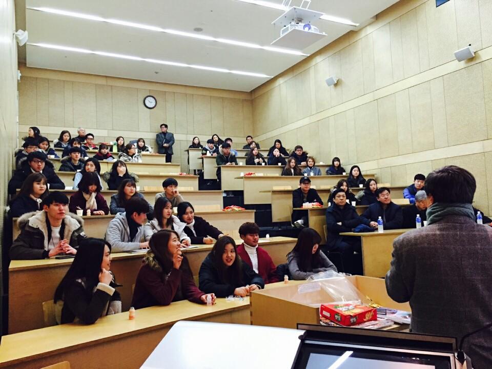 2016년 신입생 오리엔테이션 (과학관)